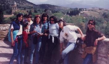 passeio ao Alhambra, 1995